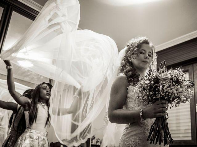 La boda de Alain y Ainhoa en Algorta, Vizcaya 1