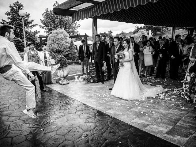 La boda de Alain y Ainhoa en Algorta, Vizcaya 12