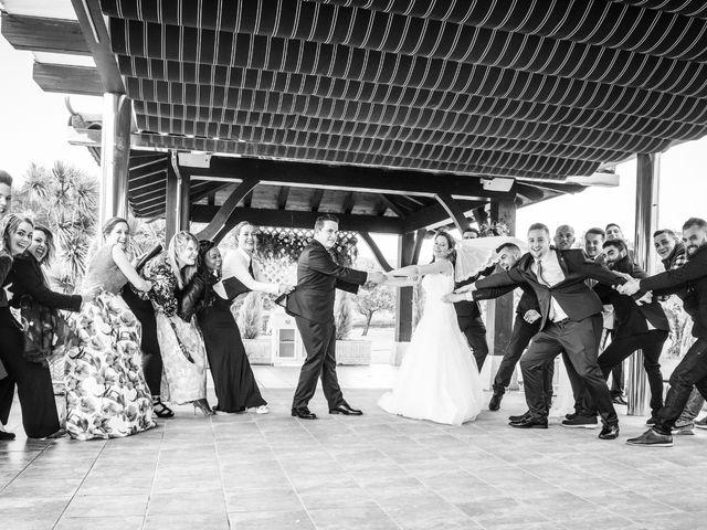 La boda de Alain y Ainhoa en Algorta, Vizcaya 14