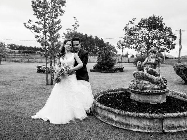 La boda de Alain y Ainhoa en Algorta, Vizcaya 18