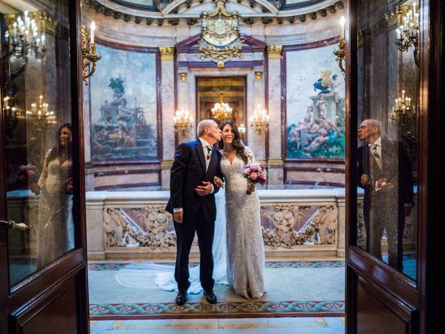La boda de Carlos y Patricia en Madrid, Madrid 12