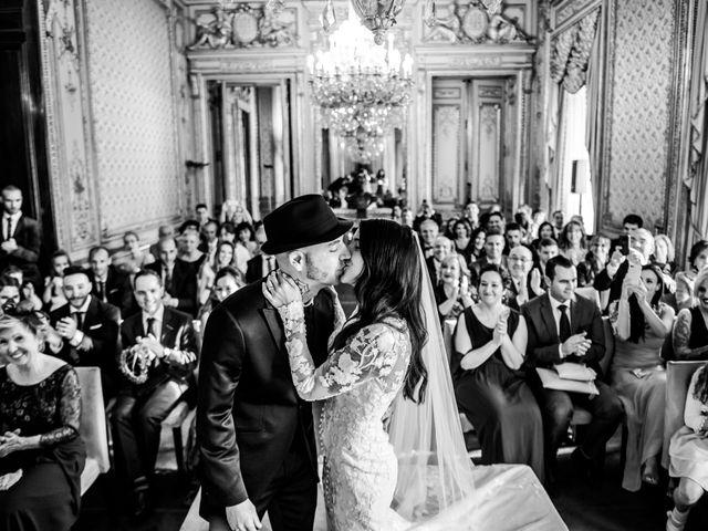 La boda de Carlos y Patricia en Madrid, Madrid 14