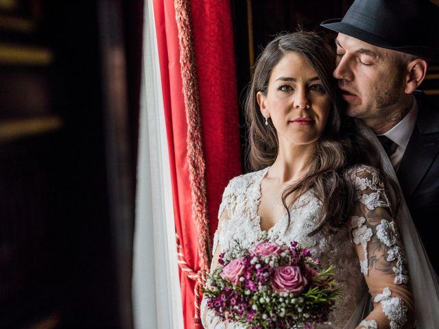 La boda de Carlos y Patricia en Madrid, Madrid 16