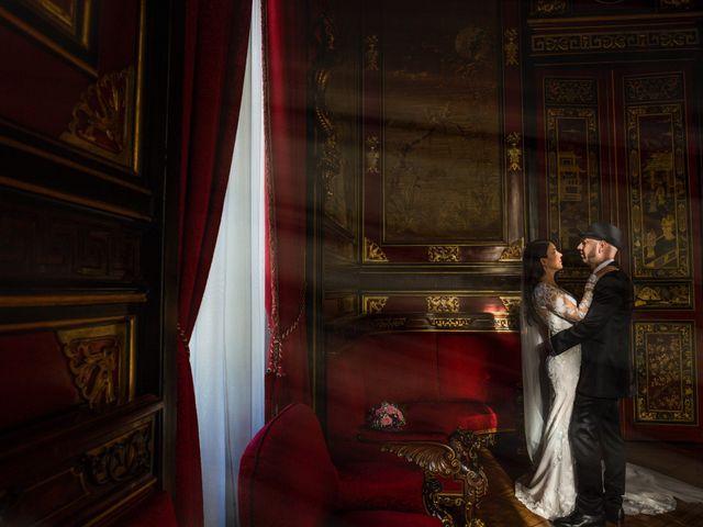 La boda de Carlos y Patricia en Madrid, Madrid 17