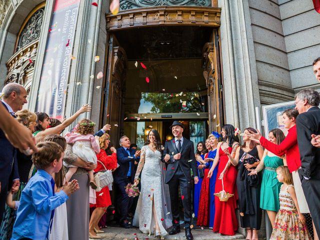 La boda de Carlos y Patricia en Madrid, Madrid 18