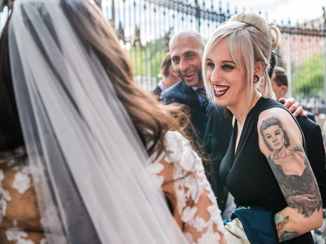 La boda de Carlos y Patricia en Madrid, Madrid 20