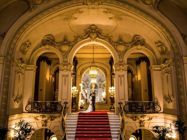La boda de Carlos y Patricia en Madrid, Madrid 26
