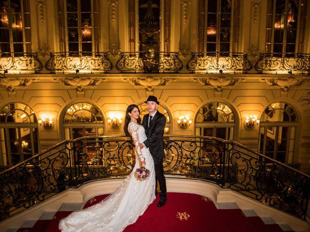 La boda de Carlos y Patricia en Madrid, Madrid 32