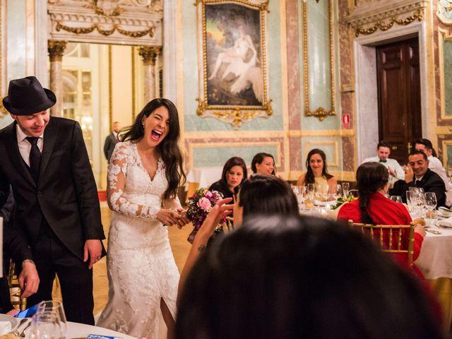 La boda de Carlos y Patricia en Madrid, Madrid 35