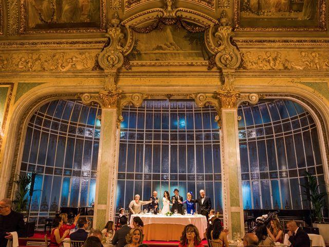 La boda de Carlos y Patricia en Madrid, Madrid 36
