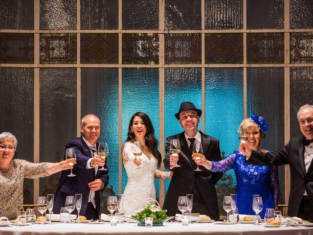 La boda de Carlos y Patricia en Madrid, Madrid 37