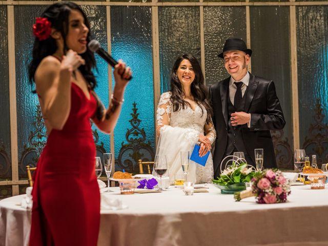 La boda de Carlos y Patricia en Madrid, Madrid 40