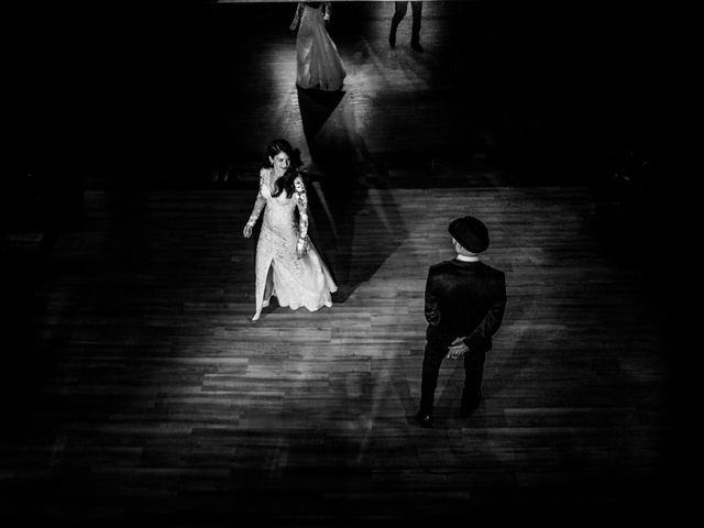 La boda de Carlos y Patricia en Madrid, Madrid 43