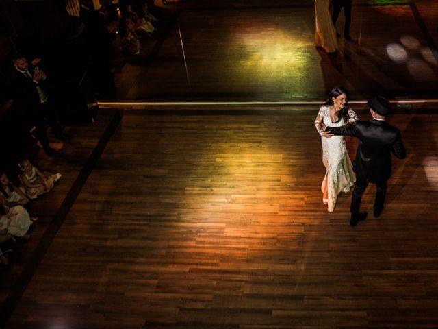 La boda de Carlos y Patricia en Madrid, Madrid 44