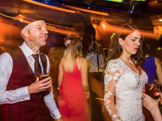 La boda de Carlos y Patricia en Madrid, Madrid 50