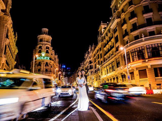 La boda de Carlos y Patricia en Madrid, Madrid 52