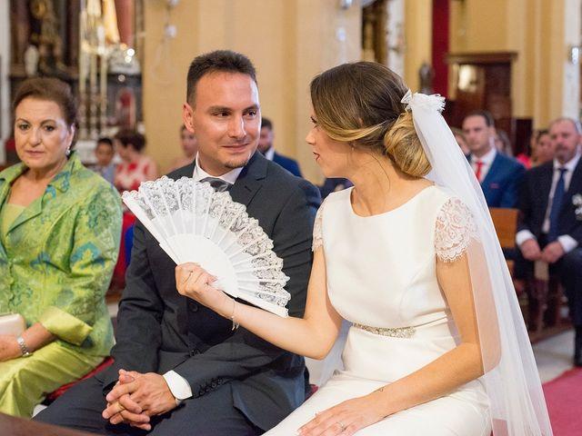 La boda de Manuel y Lydial en Chiclana De La Frontera, Cádiz 6