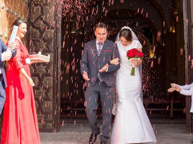 La boda de Manuel y Lydial en Chiclana De La Frontera, Cádiz 9