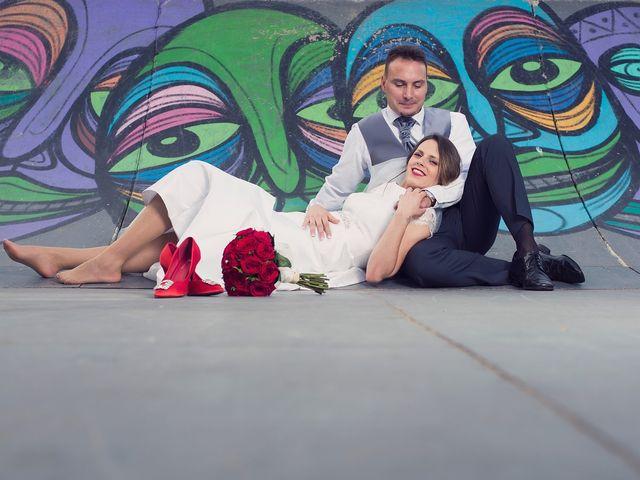 La boda de Manuel y Lydial en Chiclana De La Frontera, Cádiz 11