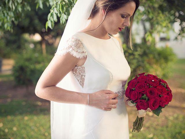 La boda de Manuel y Lydial en Chiclana De La Frontera, Cádiz 12