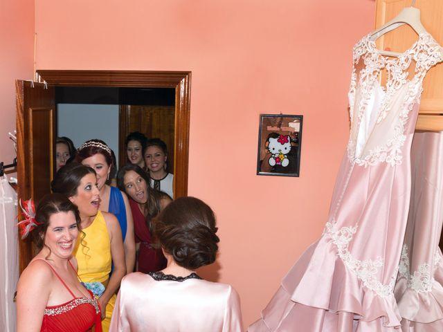 La boda de Javi y Eva en El Batan, Cáceres 8
