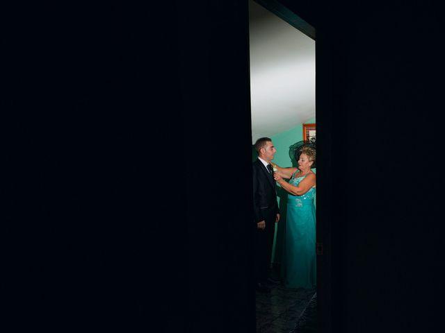 La boda de Javi y Eva en El Batan, Cáceres 9