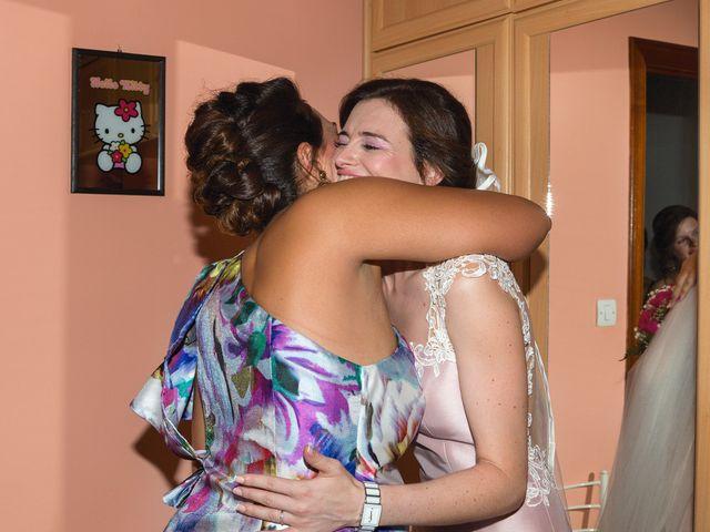 La boda de Javi y Eva en El Batan, Cáceres 12