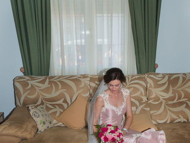 La boda de Javi y Eva en El Batan, Cáceres 14