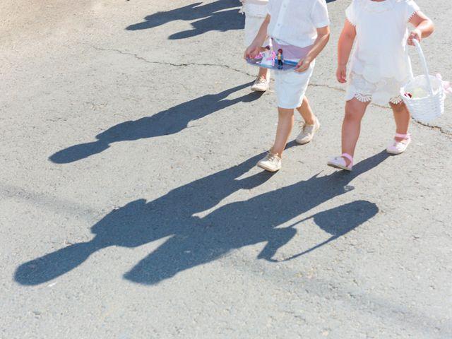 La boda de Javi y Eva en El Batan, Cáceres 16