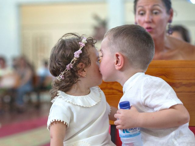 La boda de Javi y Eva en El Batan, Cáceres 17