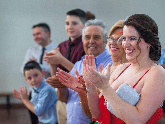 La boda de Javi y Eva en El Batan, Cáceres 20