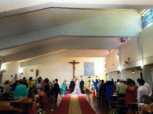 La boda de Javi y Eva en El Batan, Cáceres 21