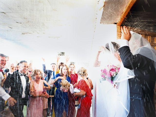 La boda de Javi y Eva en El Batan, Cáceres 22