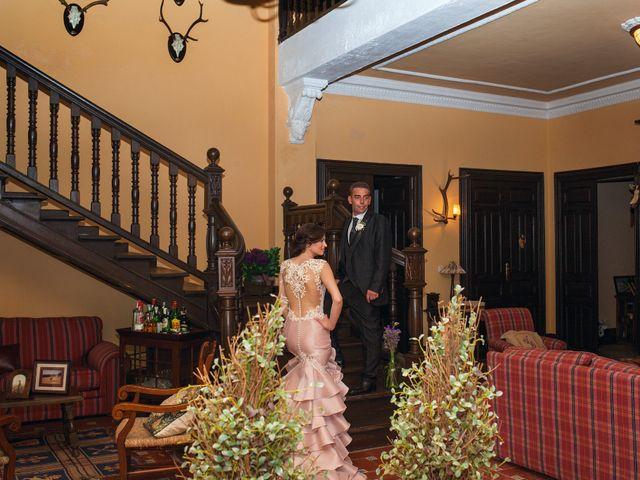 La boda de Javi y Eva en El Batan, Cáceres 25