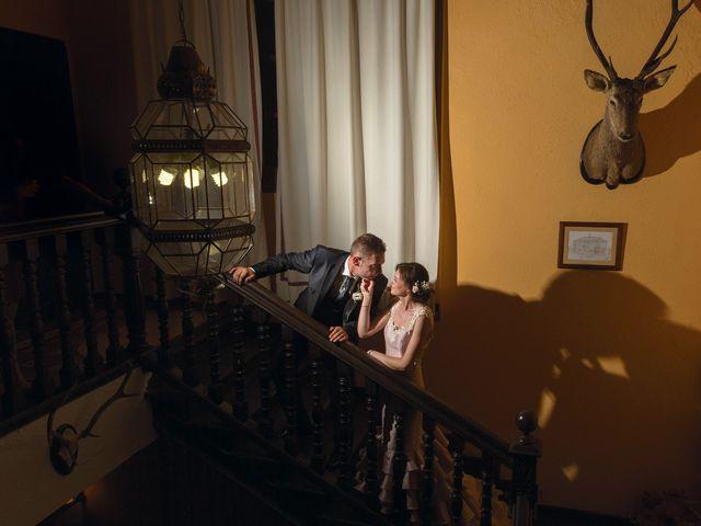 La boda de Javi y Eva en El Batan, Cáceres 26