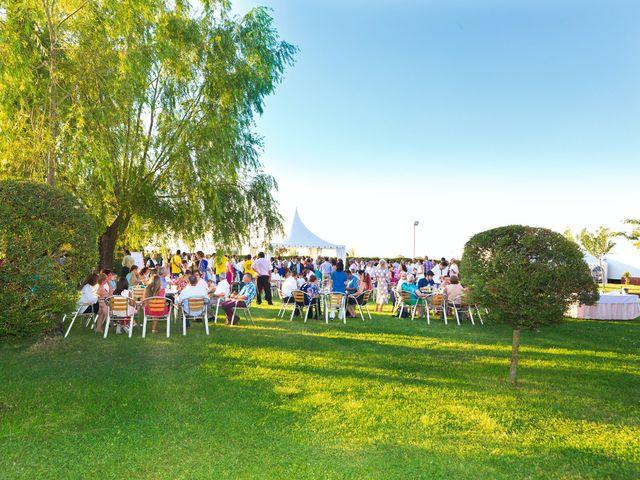 La boda de Javi y Eva en El Batan, Cáceres 29