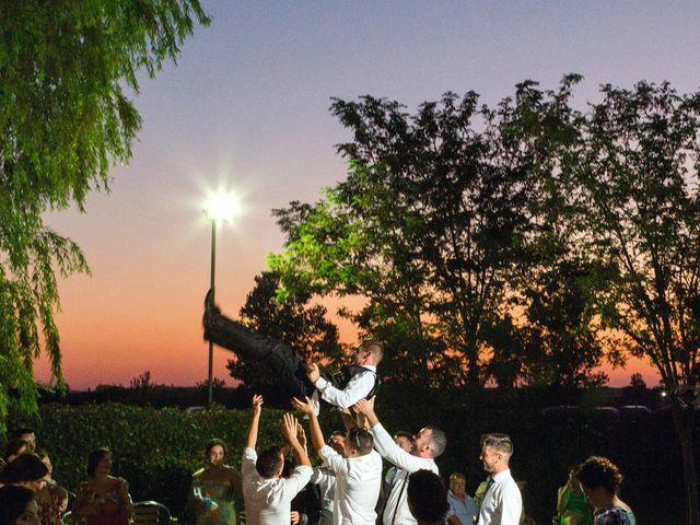 La boda de Javi y Eva en El Batan, Cáceres 30