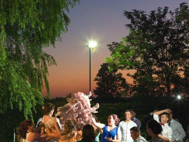La boda de Javi y Eva en El Batan, Cáceres 31