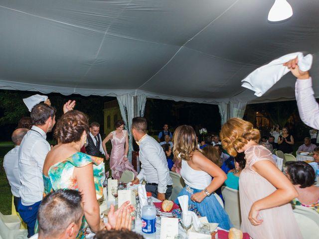 La boda de Javi y Eva en El Batan, Cáceres 34