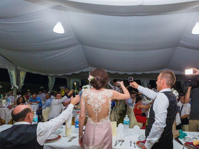 La boda de Javi y Eva en El Batan, Cáceres 35