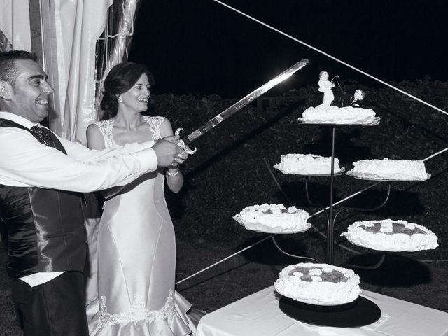 La boda de Javi y Eva en El Batan, Cáceres 37