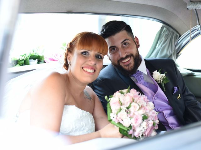 La boda de Núria y Jesús