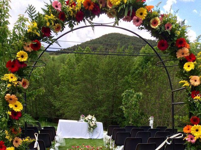 La boda de Angel y Nelida en Bor, Lleida 3