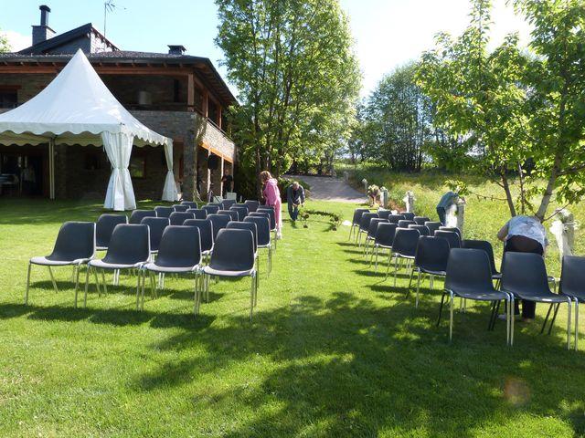 La boda de Angel y Nelida en Bor, Lleida 5