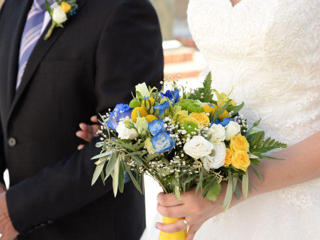 La boda de Jose y Estefanía en Laujar De Andarax, Almería 8