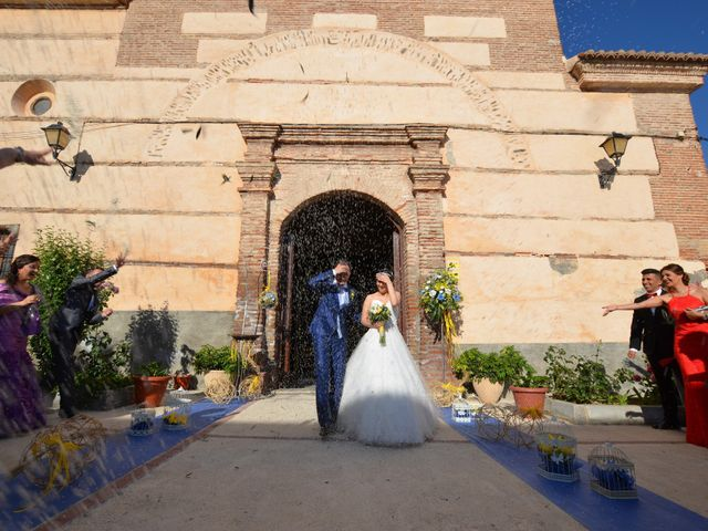 La boda de Jose y Estefanía en Laujar De Andarax, Almería 10