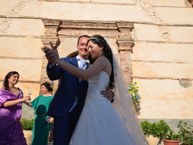La boda de Jose y Estefanía en Laujar De Andarax, Almería 11