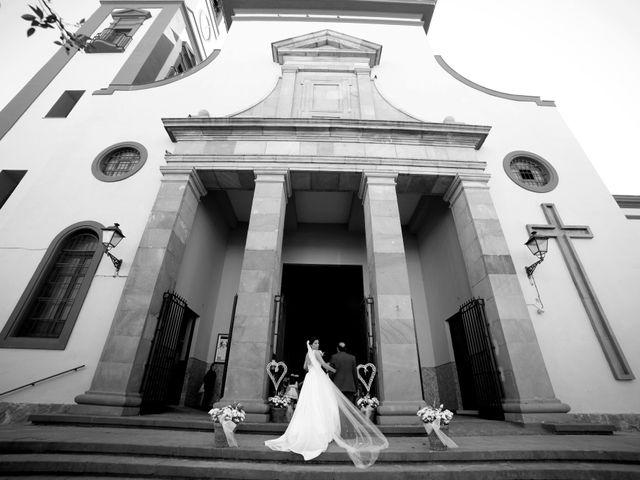 La boda de Nacho y Manuela en Alhaurin De La Torre, Málaga 1