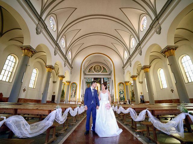 La boda de Nacho y Manuela en Alhaurin De La Torre, Málaga 2