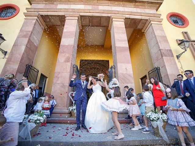 La boda de Nacho y Manuela en Alhaurin De La Torre, Málaga 3